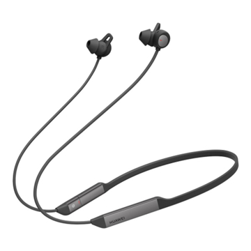 Picture of Huawei FreeLace Pro Wireless Earphones - Graphite Black