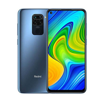 Picture of Xiaomi Redmi Note 9, 4G, 128 GB , Ram 4 GB - Midnight Grey