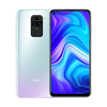 Picture of Xiaomi Redmi Note 9, 4G, 128 GB , Ram 4 GB - Polar White