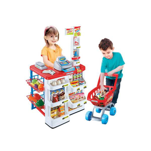Picture of Supermarket Playset