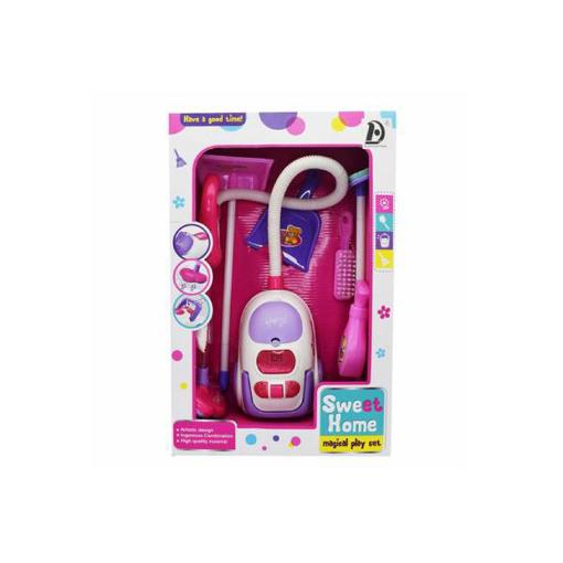 صورة Vacuum Cleaner Toy Set