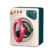 صورة LIMODO Household Plastic Mini Washing Machine Toy With Music & Light