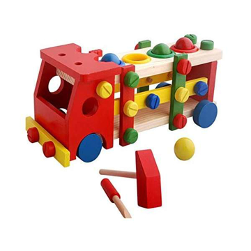Picture of Reassembly Screw Car Toy Set - ZK01-09
