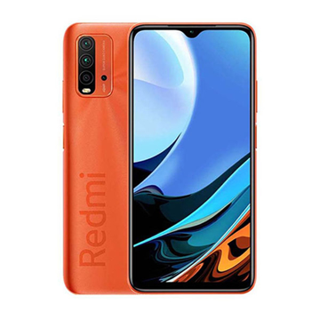 Picture of Xiaomi Redmi 9T, 4G, 128 GB , Ram 4 GB - Sunrise Orange