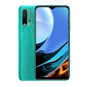 Picture of Xiaomi Redmi 9T, 4G, 128 GB , Ram 4 GB - Ocean Green