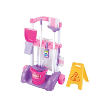 Picture of 9-Piece Little Helper Cleaning Pretend And Play Set - 667K