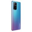 صورة اوبو رينو5Z سعة 128 جيجابايت الجيل الخامس (5G) ثنائي الشريحة - أزرق