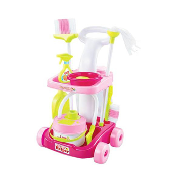 الصورة: مجموعة لعب أدوات النظافة ليتل هيلبر