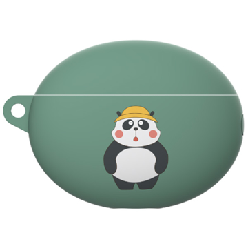 Picture of HUAWEI FreeBuds 4i CASE-MIGU Panda-Green -F