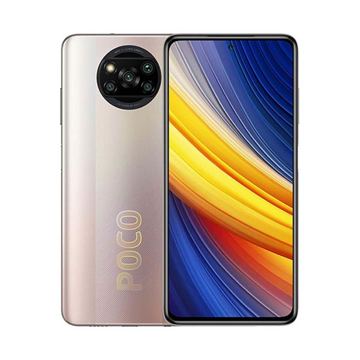Picture of Xiaomi POCO X3 Pro, 4G, 256 GB , Ram 8 GB - Metal Bronze