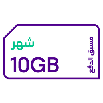 Picture of STC QuickNet 10GB for 1 Month (Data)