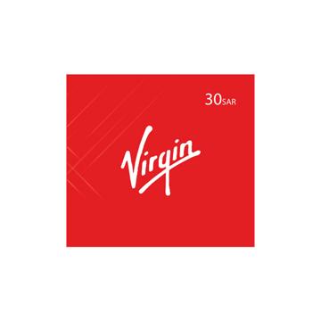 Picture of Virgin E-Voucher 30 SR (Voice)