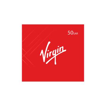 Picture of Virgin E-Voucher 50 SR (Voice)