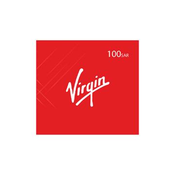Picture of Virgin E-Voucher 100 SR (Voice)