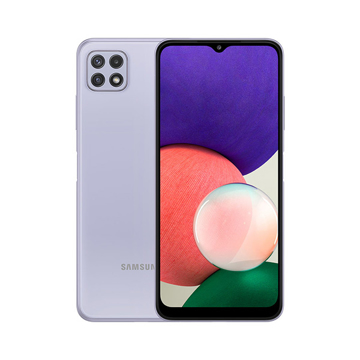 """Picture of Samsung Galaxy A22 Dual Sim, 5G, 6.6"""" 64 GB - Light Violet"""
