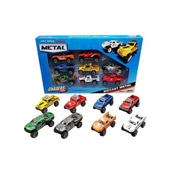 Picture of Limodo 8-Piece Die Cast Car Set
