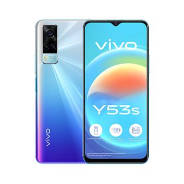 Picture of vivo Y53s Dual SIM 128 GB, Ram 8 GB, 4G - Fantastic Rainbow