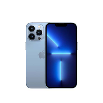 Picture of Apple iPhone 13 Pro, 128 GB, 5G - Sierra Blue