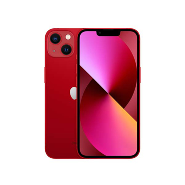 Picture of Apple iPhone 13, 128 GB, 5G - (Product) Red