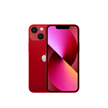 Picture of Apple iPhone 13 mini, 128 GB - (Product) Red