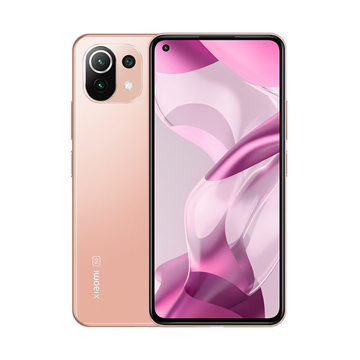 Picture of Xiaomi 11 LiTe, 5G, 128 GB , Ram 8 GB - Peach Pink