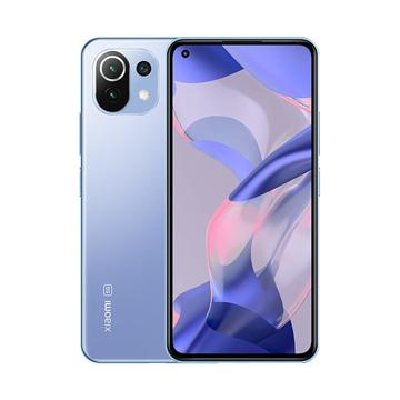 Picture of Xiaomi 11 LiTe, 5G, 128 GB , Ram 8 GB - Bubblegum Blue