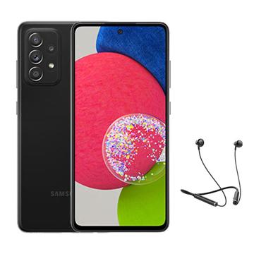 "Picture of Samsung Galaxy A52s Dual Sim, 5G , 6.5"" 128 GB, Ram 8 GB - Awesome Black"