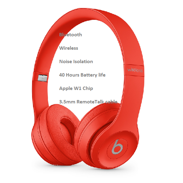 Beats Red